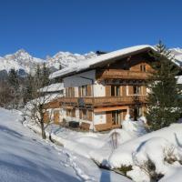 Voluminous Apartment near Ski Slopes in Maria Alm