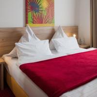 Hotel König, отель в городе Ремшайд