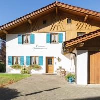 Mystique Apartment in Bavaria with Furnished Garden, hotel en Bad Bayersoien