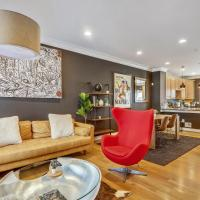 Modern Luxury Home with Terrace in Arts District, hotel in Hyattsville