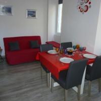 Appartement Ax-les-Thermes, 2 pièces, 4 personnes - FR-1-116-56