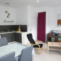 Appartement Ax-les-Thermes, 2 pièces, 4 personnes - FR-1-116-57