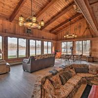 Eagles Nest Situated on the Wisconsin River
