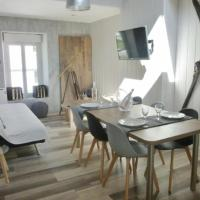 Appartement Ax-les-Thermes, 3 pièces, 4 personnes - FR-1-116-88