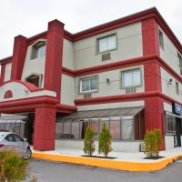 Hotel L'Express, hotel in Longueuil