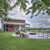 Cozy Haven of Rest Home with Amish Country Views!, hotel in Shipshewana