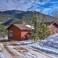Secluded Divide Cabin with Hot Tub and Gas Grill!
