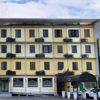 Hotel Ristorante Tre Leoni, hotell i Somma Lombardo