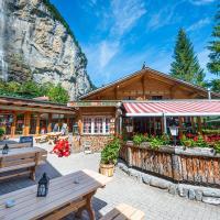 Camping Jungfrau, hotel in Lauterbrunnen