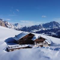 Cortina Passo Giau Dolomiti Lodge