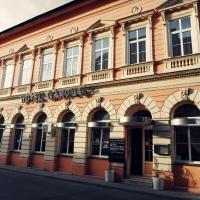 Hotel Stardust, hotel in Nové Zámky