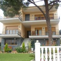Habitaciones en Villa Coliving Casa Rural, hotel en Sant Fost de Campsentelles
