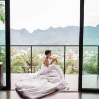 Blue Mountain Phangnga Resort โรงแรมในพังงา