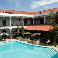 Hotel Posada de Don José, hotel en Retalhuleu