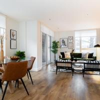 The Hoxton Docks - Modern & Bright 1BDR Flat With Study Room & Balcony