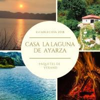 Casa Laguna de Ayarza