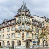Hotel Waldhorn, отель в Берне