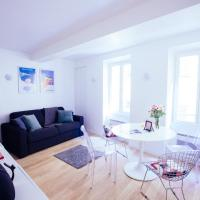 Quiet and cosy 1bdr in Vieux Nice!