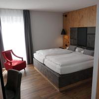 Hotel Grüner Baum, hotel di Kaufbeuren