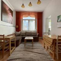 2-Raum Ferienwohnung in Connewitz
