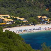 Rouda Bay Beach Hotel, hotel in Mikros Gialos