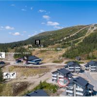 Mountain Lodge, ToppTrysil 6+1 guest -Skihytta