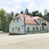 Penzion Zelený Háj, hotel a Merklín