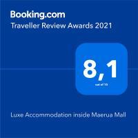 Luxe Accommodation inside Maerua Mall 3RD FLOOR