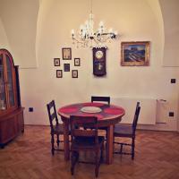 Apartmány na Trojmezí, byt Leopold