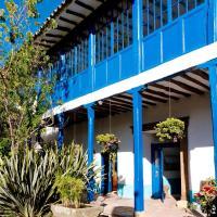 Casa La Bisbal, hotel in Cucunubá