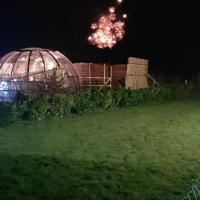 La bulle au bois dormant d'ovifat, hotel in Robertville