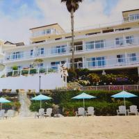 Capri Laguna on the Beach - A Boutique Hotel, hotel in Laguna Beach