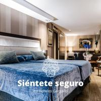 Reina Cristina, hotel in Teruel