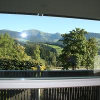 """Haus """"Bergblick"""" Apartment mit 1 Schlafzimmer"""
