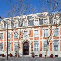 Courtyard by Marriott Paris Boulogne, viešbutis mieste Bulonė-Bijankūras
