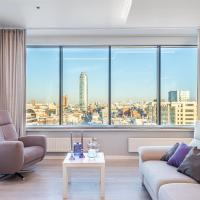 Luxury RADIUS with panoramic view