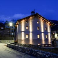 Maison Bertin, hotel in Etroubles