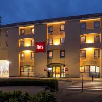 ibis Carcassonne Centre - La Cité, hotel in Carcassonne