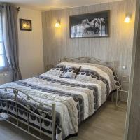 Chambres et table d'hôtes Floromel La Souterraine en rez de chaussee, hôtel à La Souterraine