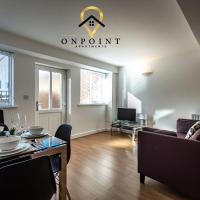 OnPoint Apartments - Excellent 2 Bed Apartment with PARKING