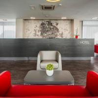 Fasthotel Linate, hotelli kohteessa Segrate lähellä lentokenttää Milanon Linate-lentokenttä - LIN
