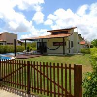 Pipa Casa Traverso (Cond. Pipa Natureza), hotel in Tibau do Sul