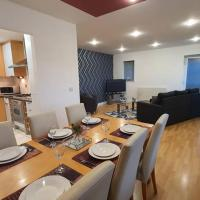Chester Racecourse 3 bed Apartment Sleeps 6