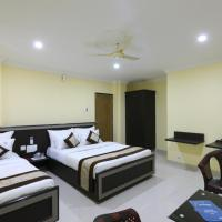 Madrasi Airport Hotel - SAIBALA, hotel perto de Aeroporto Internacional de Chennai - MAA, Chennai