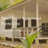 Beachfront Apartment Punta uva