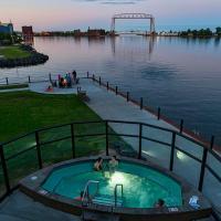 Pier B Resort, hotel in Duluth