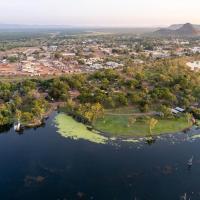 Kimberleyland Waterfront Holiday Park, hotel in Kununurra