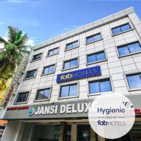 FabHotel Jansi Deluxe Gandhipuram, hotel in Coimbatore