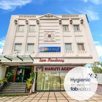 FabHotel Sam Residency Gandhipuram - Fully Vaccinated Staff, hotel in Coimbatore