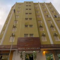 Hotel Caravelas, готель у Сан-Паулу